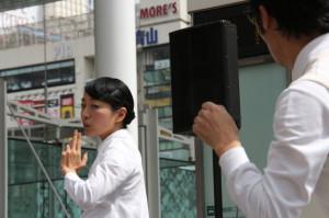 川崎にて、新さすらい人