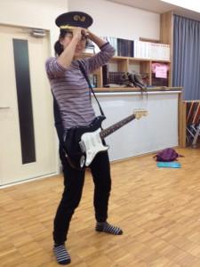なんちゃってギタリスト